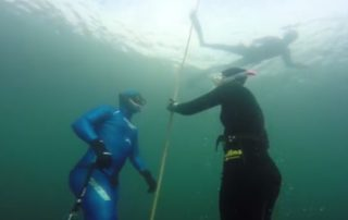 raid advanced freediver course 5