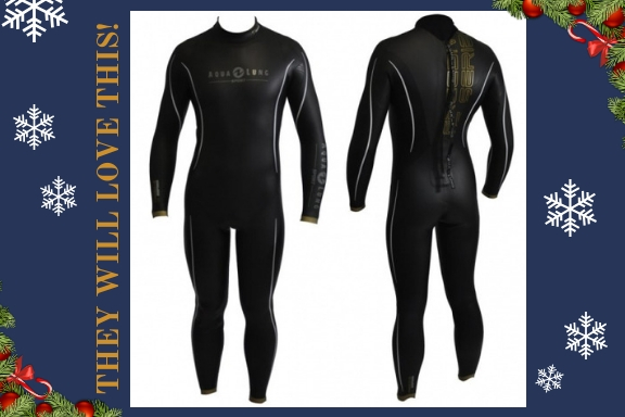 freediving christmas gift - suit