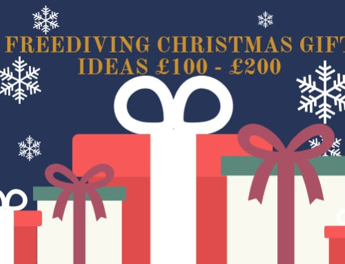 Freediving Christmas Gift Ideas – £100 – £200