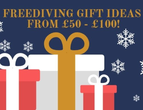 Freediving Gift Ideas £50 – £100