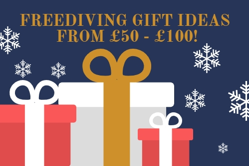 freediving gift ideas for 50 - 100