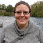 freediving in October - Coralie