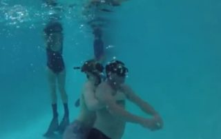 freediving in october - glebe house2