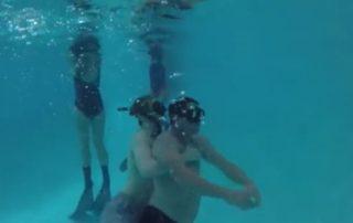 freediving in october - glebe house2