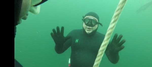 freediving in october - vobster4