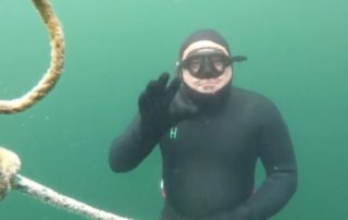 freediving in october - vobster7