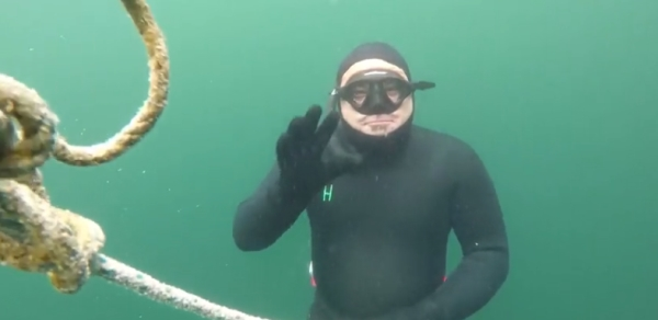 freediving in october - vobster7