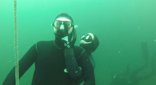 freediving in october - vobster9