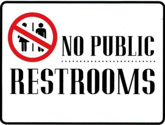 peeiing in your wetsuits restrooms