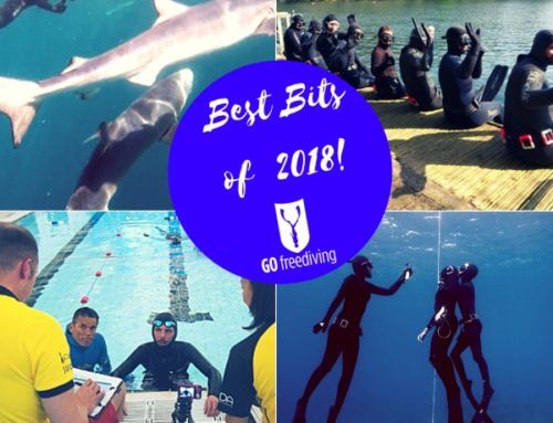 Go Freediving 2018 – The Best Bits!