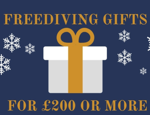 Best Freediving Gift Ideas – £200 or more