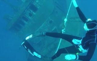 Freediving in Tenerife - freediving2