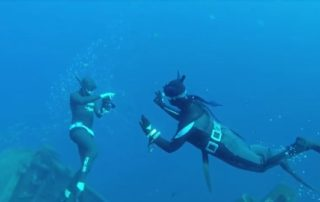 Freediving in Tenerife - freediving3