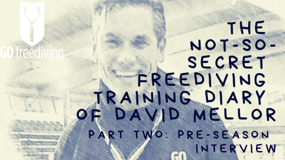 Go freediving - David Mellor interview