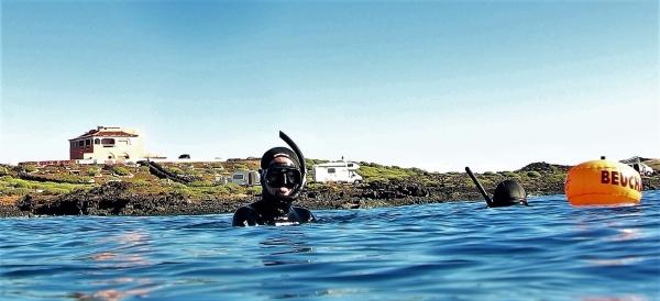 freediving in Tenerife - CreditClaireKemp1
