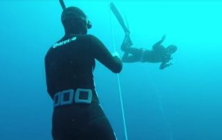 freediving in Tenerife - freediving4