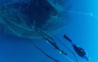 freediving in Tenerife - freediving5