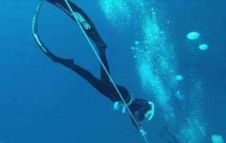 freediving in Tenerife - freediving6