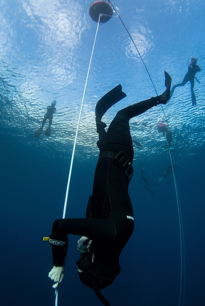 freediving in Tenerife photo credit pavol2