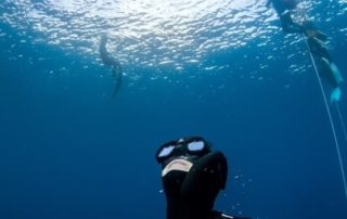 freediving in tenerife -