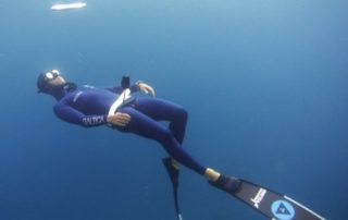 freediving in tenerife - freediving17