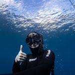 freediving in tenerife - freediving18