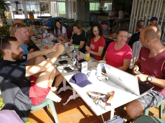 freediving in tenerife - masterclass