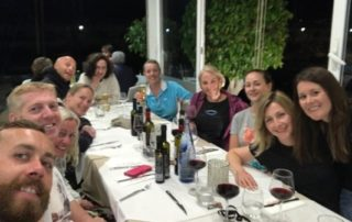 freediving in tenerife - night out
