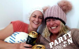 freediving in tenerife - socialising