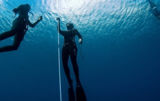 freediving in tenerife_10m_deep