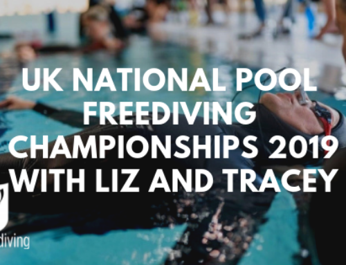 The UK Nationals Pool Freediving Championships 2019