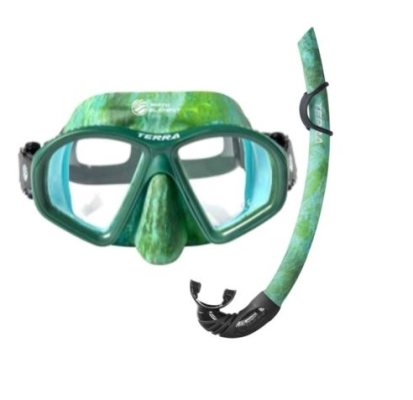 Fifth Element Terra free diving Mask