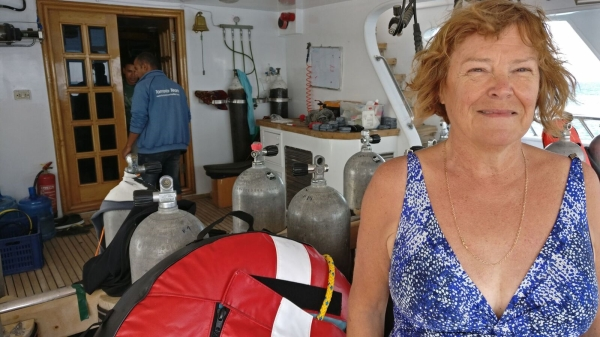 Red Sea Freediving Holiday - Carol Samms