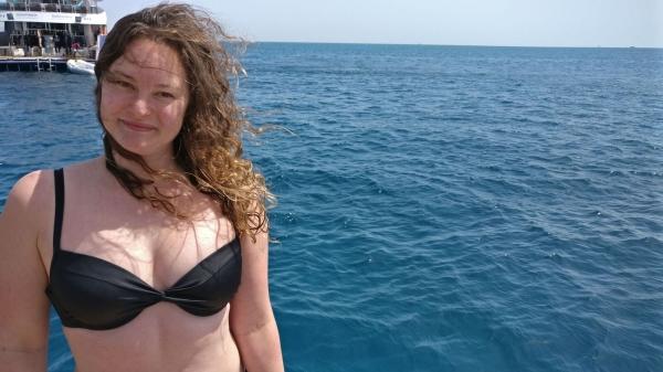 Red Sea Freediving Holiday - Emily Kennard