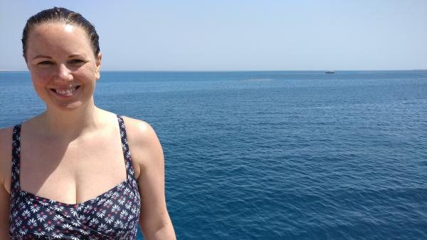 Red Sea Freediving Holiday - Sarah Drake