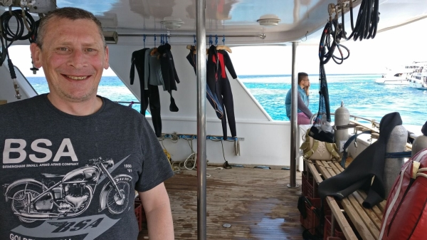 Red Sea Freediving Holiday - Simon Squires