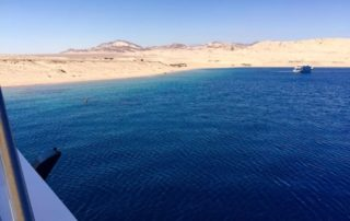 Red Sea Freediving Holiday - location