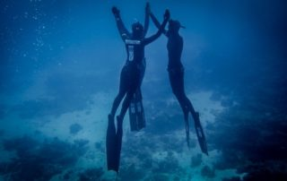 Red Sea Freediving Holiday - trio