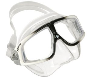 go freediving AquaLung-Sphera-Mask-Arctic-White