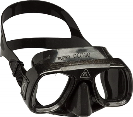 go freediving - cressi super occhio freediving mask