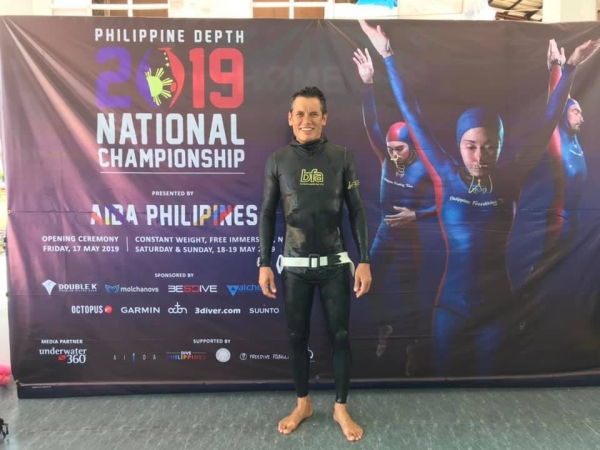 Phillipine Depth Championship - david