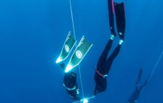 Tandem No Limits Freediving Tenerife2