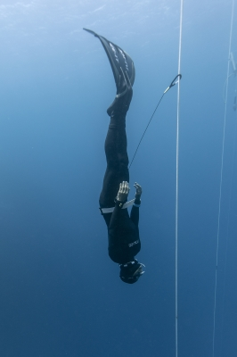 dahab freediving championships David descent.jpg