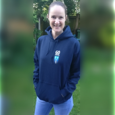go freediving club hoodie - front12
