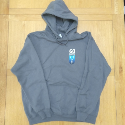 go freediving club hoodie - front13
