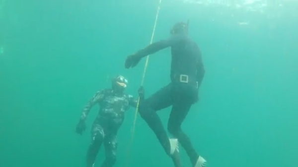 go freediving online freediving course - dive in6