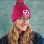 Go Freediving Beanie - Fuschia 1