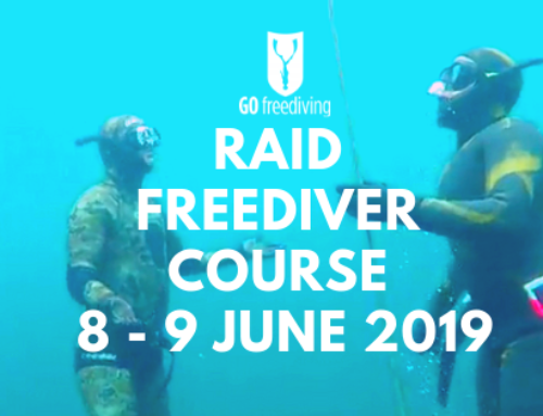 Learning to Equalise On A Freediving Course