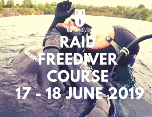 Why learning to be a safe freediving buddy is so important