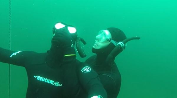go freediving - freediving buddy - rescue1
